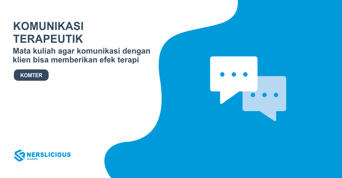 Mata Kuliah Komunikasi terapeutik