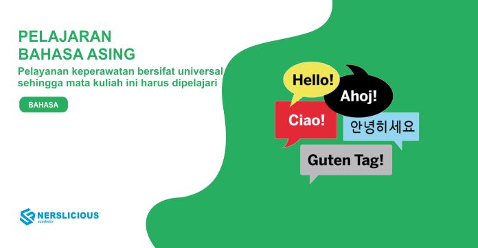 Mata Kuliah Bahasa Asing