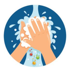 Proses Disinfeksi Permukaan