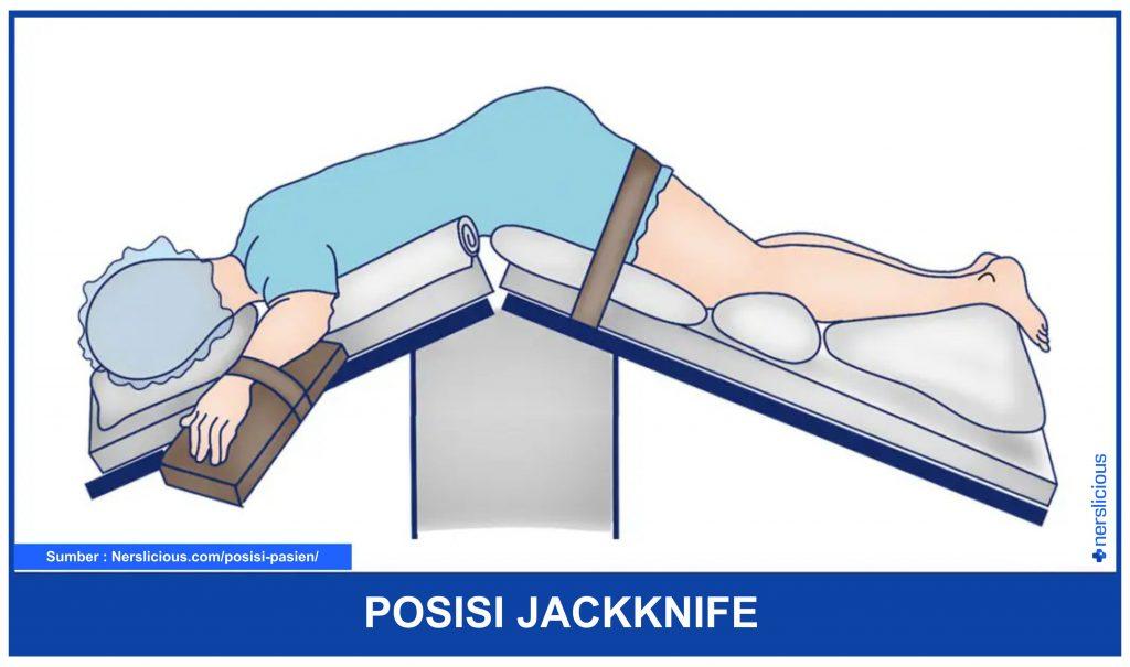 Posisi Jackknife