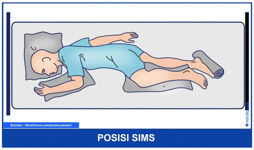 Posisi Sims