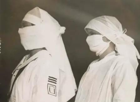 Profesi Keperawatan dalam Pandemi Flu Spanyol #13