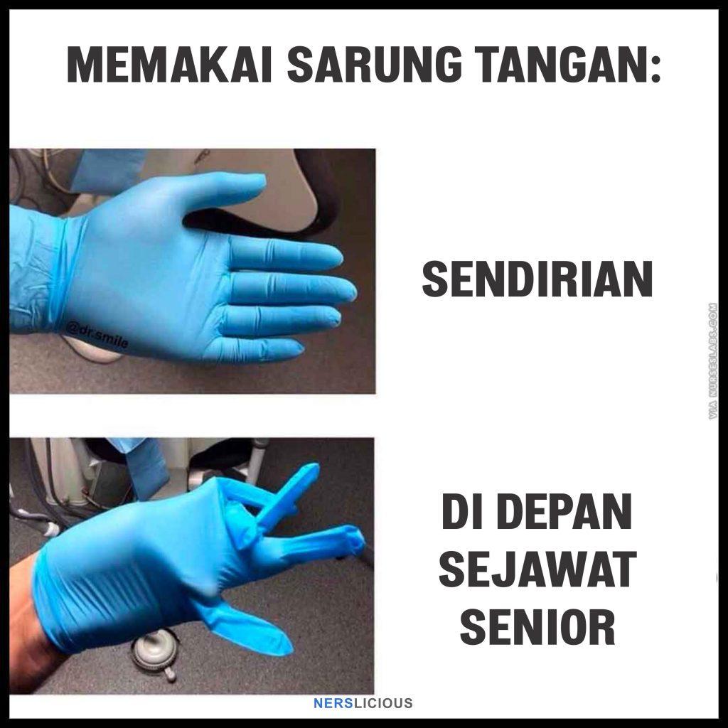 meme perawat