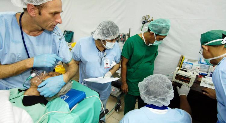 10 Asuhan Keperawatan yang Paling Sering Ditemukan di Ruang Gawat Darurat