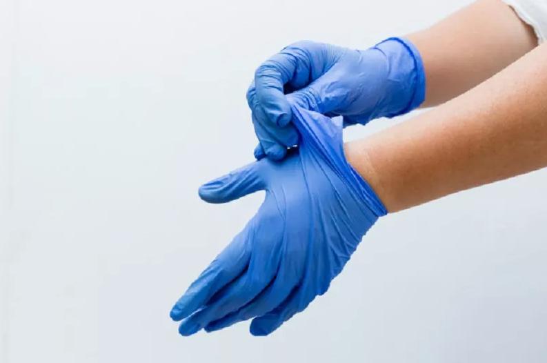 SOP Melepas Sarung Tangan Steril